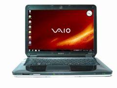 SONY VAIO VGN-CS91S 4G/160G/Office/Win7