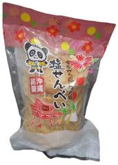 沖縄の銘菓 塩せんべい6枚入りO39M-3