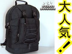●モバオク上手!●●アウトドアバッグ/Z黒