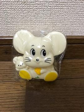 JA共済 ネズミの貯金箱