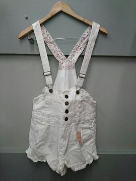 LIZ LISA☆デニムサロペットパンツ