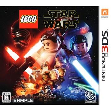 3DS》LEGO スター・ウォーズ/フォースの覚醒 [174000665]