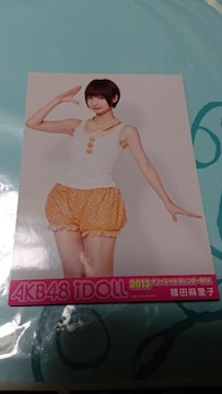 篠田麻里子・オフィシャルカレンダー2013生写真