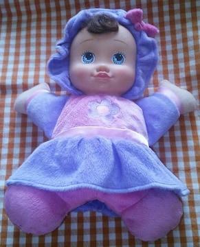 トイザらスオリジナルyou&meユーアンドミー赤ちゃんドール人形ベイビーぬいぐるみ