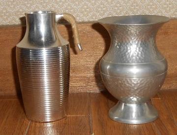 南錫、インドネシア錫製容器