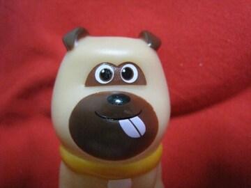 レア限定 ペット 犬 メル 押すと音が鳴るミニフィギュアマスコット 未使用