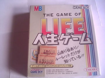 GB 人生ゲームGB 未使用品