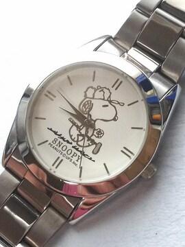 SNOOPY  腕時計  スヌーピー  中古品