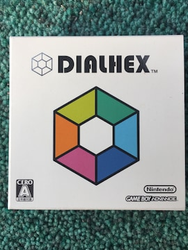 GBA  ソフト  DIALHEX