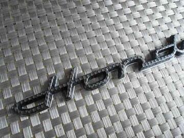 ● 処分品 Honda クラシック エンブレム カーボン柄仕様 新品!