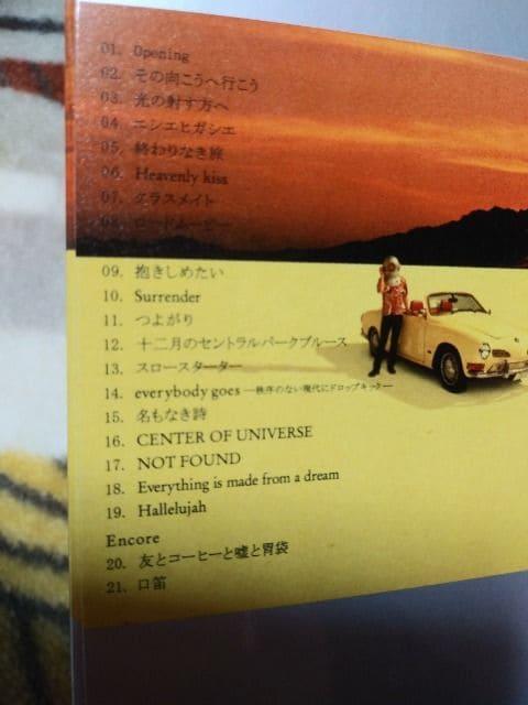 *☆Mr.Children☆Concert Tour Q 2000〜2001 VHS♪ < タレントグッズの