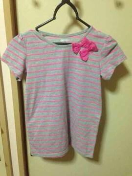 中古 ボーダーTシャツ(*^^*)
