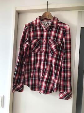 mysty woman  チェックシャツ M