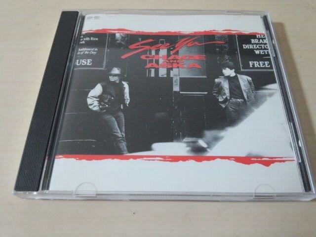 CHAGE&ASKA CD「SEE YA」チャゲアス 飛鳥涼★  < タレントグッズの