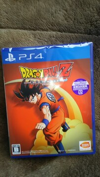 PS4 ドラゴンボールZ カカロット 美品 即決送料無料