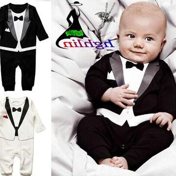 TA255即決 新品 オールインワン 90 赤ちゃんルームウェア 1才 男の子 パジャマ
