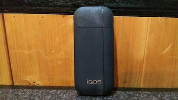 アイコス IQOS 初期型 ネイビー チャージャー 充電可能 ジャンク