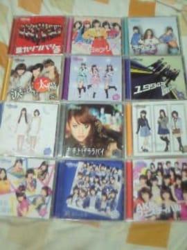 CD+DVD AKB48 チームサプライズ 重力シンパシー公演 12枚セット パチンコホールver.