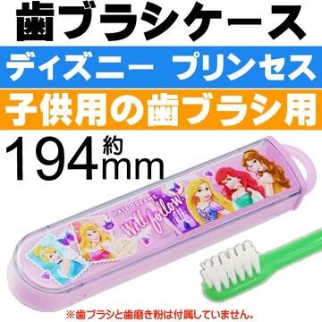 プリンセス 子供用スライド式歯ブラシケース TBC4 Sk824