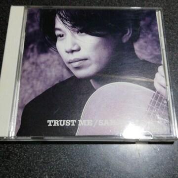 CD「佐橋佳幸/トラストミー(TRUST ME)」94年盤