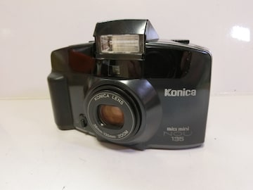 コニカ KONICA BIG MINI NOU 135