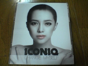 ICONIQ CD CHANGE MYSELF DVD付き