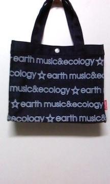 earth music&ecology アースミュージック&エコロジー ロゴ柄トートバッグ バック