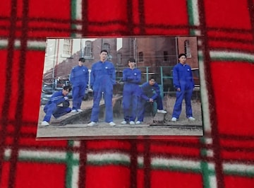 「映画 少年たち」特別版封入特典 ポストカード 青房 Snow Man