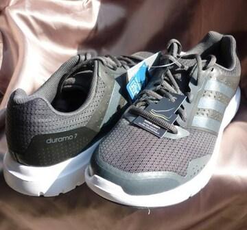 新品●定価5940円 adidasDuramo 7 黒 26.5cm