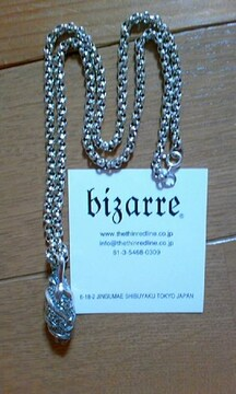 bizarre(ビザール)☆新品☆ネックレス巾着付き