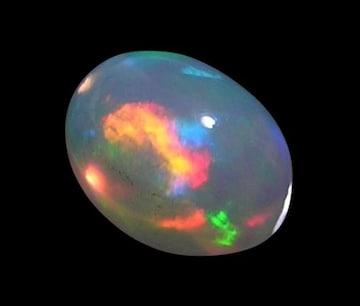 『天然オパール』 1.25ct ルース 宝石 非加熱 エチオピア産