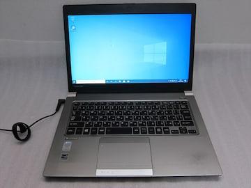 東芝 dynabook R63/P Core i5-5300U/4G/SSD128G/13.3型液晶�@