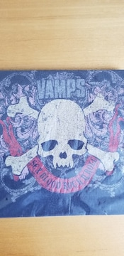 VAMPS  SEX BLOOD ROCKN'ROLL  Tシャツ