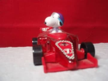 F1スポーツカードライバースヌーピーSNOOPYアメリカ限定