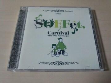 ソッフェCD「カーニバルCarnival」SOFFet●