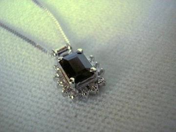 ■■シックなクロームエピドート飾りダイヤ