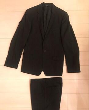◆DOLCE&GABBANA◆ストライプ ブラック スーツ/size46