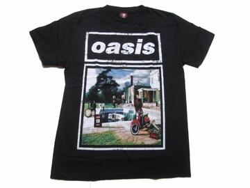 オアシス OASIS  バンドTシャツ  438 L