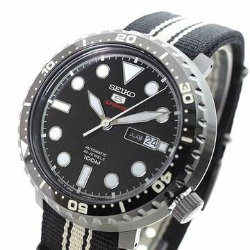 セイコー腕時計 メンズ SRPC67J セイコ—5 自動巻き メンズ
