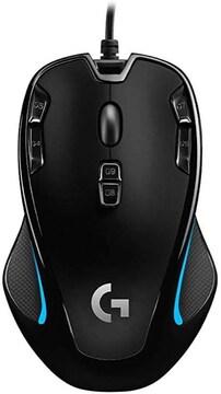ゲーミングマウス Logicool ロジクール G300Sr ブラック 左右対