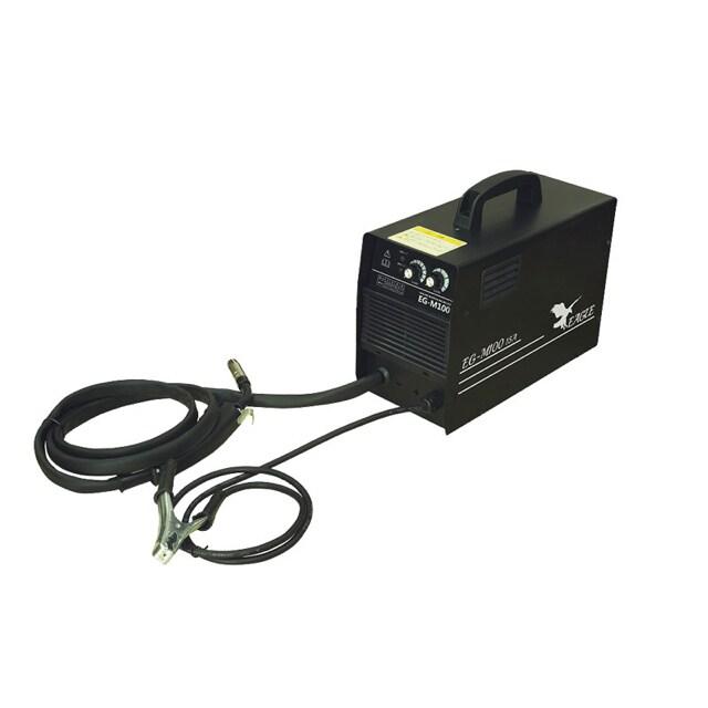 新品 ノンガス半自動溶接機100V EG-M100[46516]  < ペット/手芸/園芸の