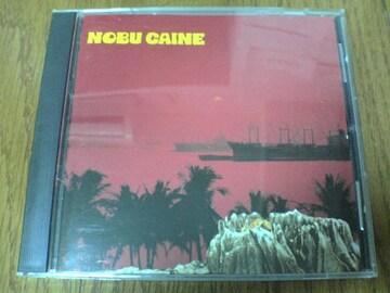 ノブ・ケインCD NOBU CAINE 斉藤ノブ