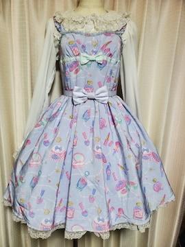 Dreamy Girlジャンパースカートとカチューシャ