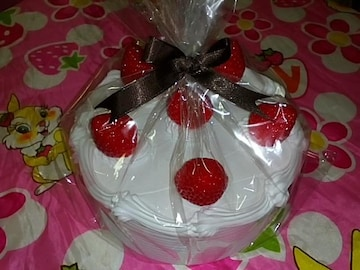 デコレーションケーキ小物箱
