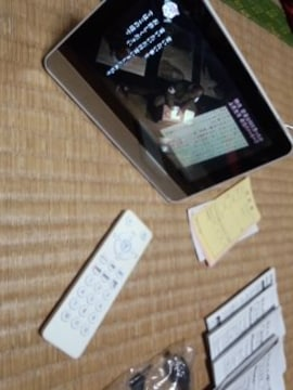 SoftBank 防水フルセグTV フォトビジョン
