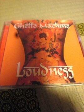 LOUDNESS(ラウドネス)CD,CHETTO MACHINE