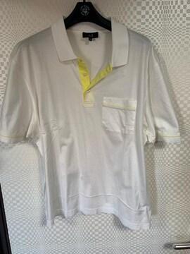 ダンヒル 半袖ポロシャツ X L