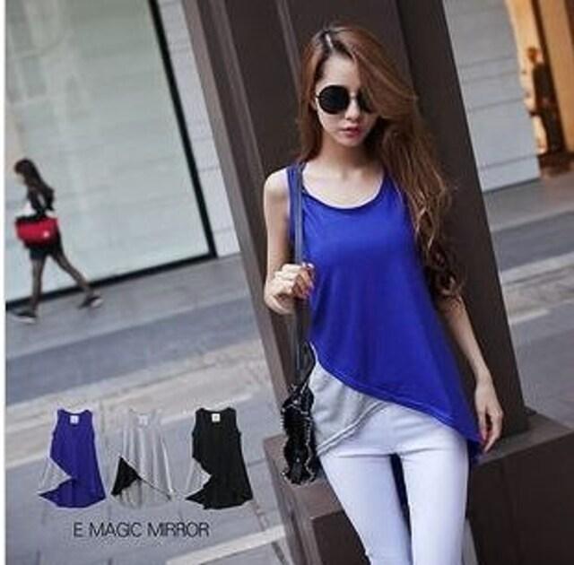 Y9130即決新品 チュニック Tシャツ 黒 ジャーナルスタンダード ザラ エモダ  好きに < 女性ファッションの