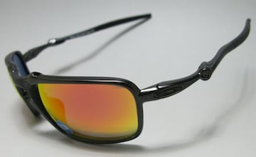 ★新品・即決★ OAKLEY Polarized Badman(バッドマン) OO6020-03