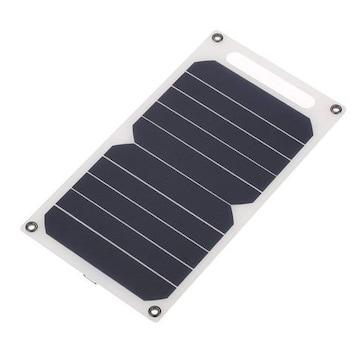 ソーラー充電器10W ポータブル